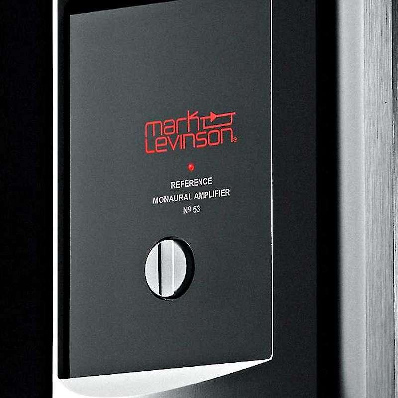 Mark Levinson Nº53 Monobloc Power Amplifier - Reference AV