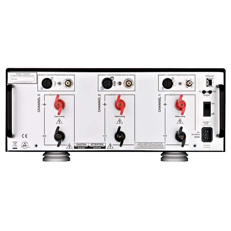 Mark Levinson Nº533H 3-Channel Power Amplifier - Reference AV