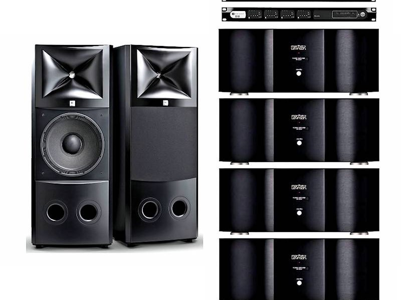 JBL-Synthesis-M2-Master-Reference-package