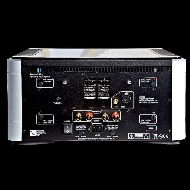 Ps Audio Bhk Signature 300 Monobloc Power Amplifier