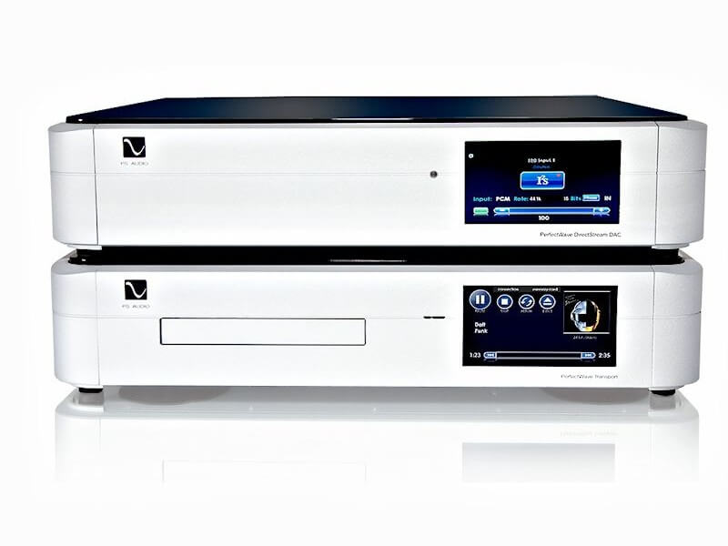 PS-Audio-DirectStream-DAC+Transport-Front