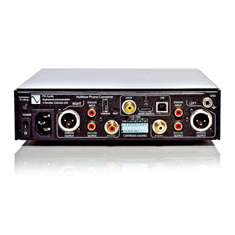 Ps Audio Nuwave Phono Converter Reference Av