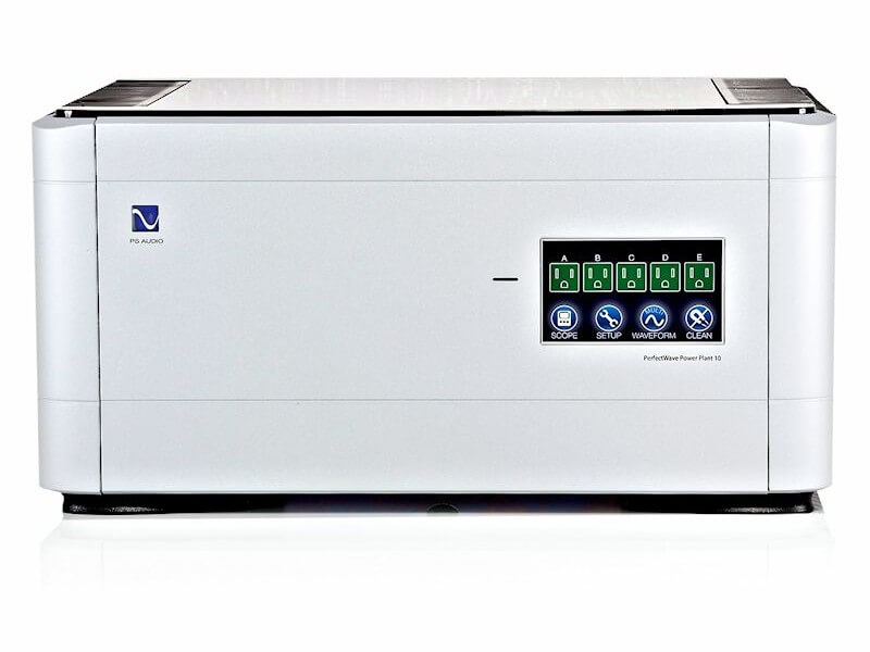 PS-Audio-PerfectWave-P10-Power-Plant-Front