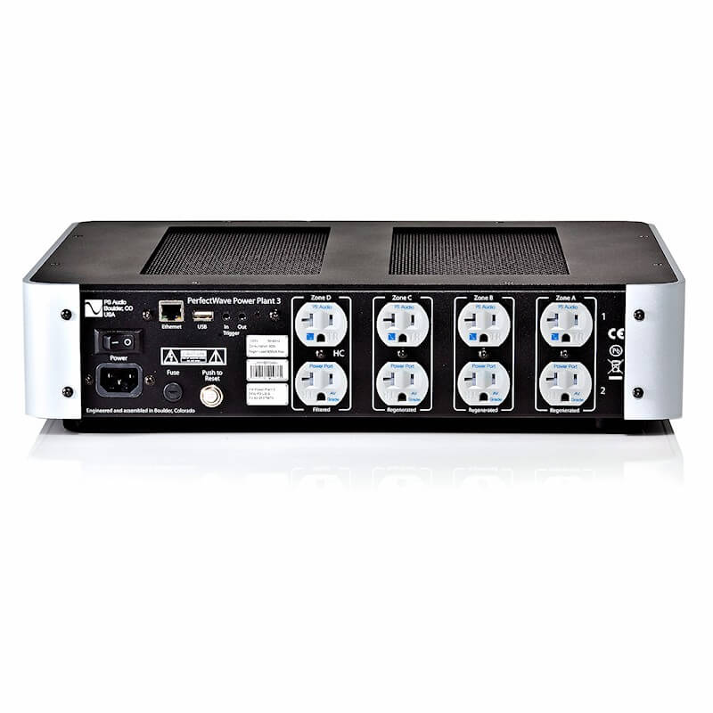 Ps Audio Perfectwave P3 Power Plant Reference Av