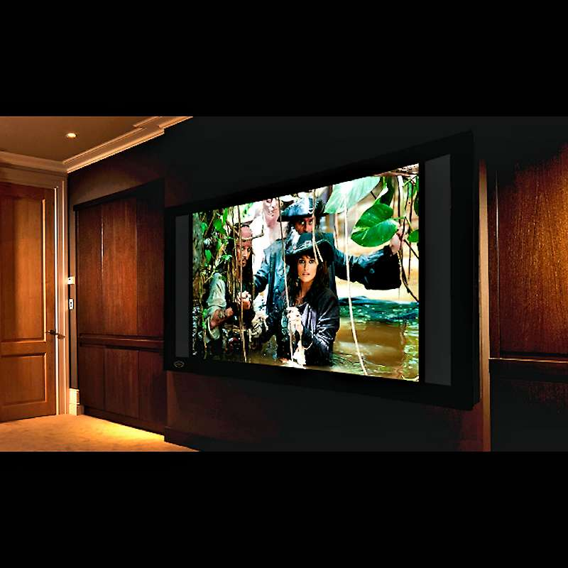 Screen Excellence Absolute Masking At Projector Screen