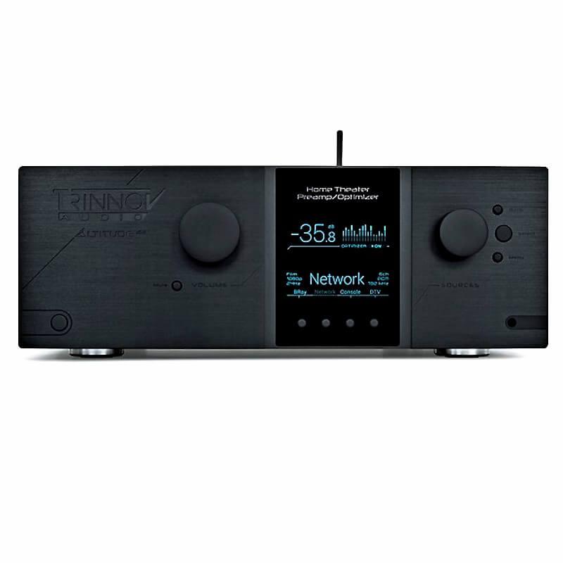 Trinnov Altitude32 Surround Sound Processor Reference Av